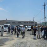 水産団地クリーン作戦を開催